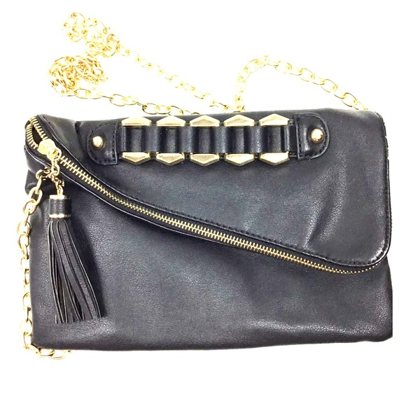 undefeated x best shoes undefeated x Aldo Black Crossbody Clutch Bag